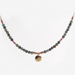 VOLNA Gemstone necklace