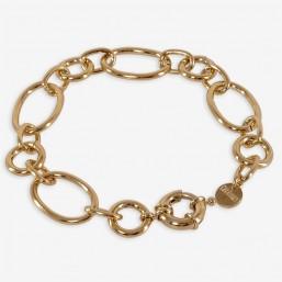 bracelet dore tres tendance doré par  chorange bijoux fantaisie de créateur