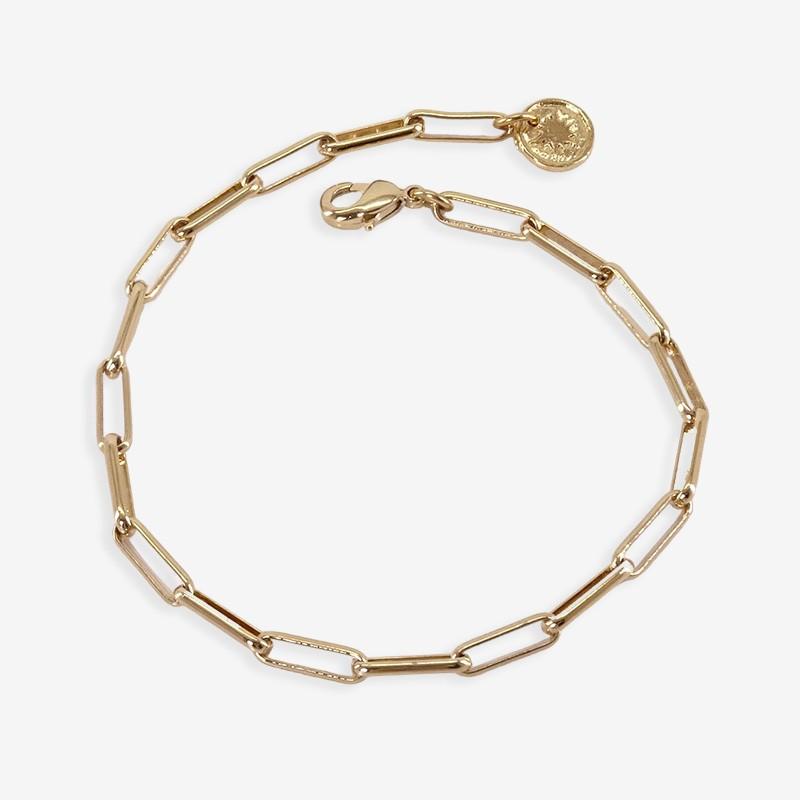 chorange bracelet doré