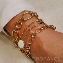 chorange fashion jewellery chain bracelet