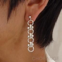 metal earring chorange