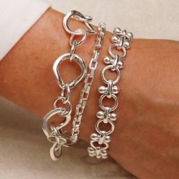 bracelet by Chorange french designer of fashion jewelry