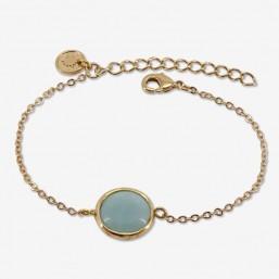 Bracelet Chorange avec une gemstone