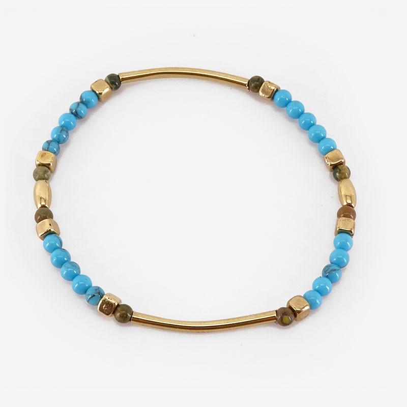 bracelet élastique Chorange créateur de bijoux fantaisie