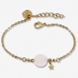 Chain bracelet size 15cm + extention