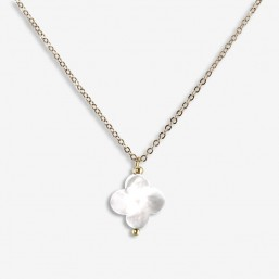 QWALO clover necklace