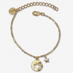 bracelet plaqué or braBEACH