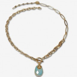 ALIS gemstone necklace