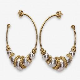 copy of EDEN hoop earrings